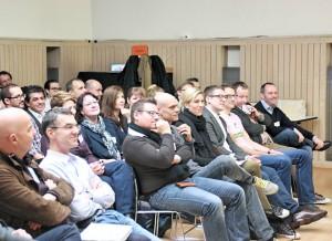 Das erste HR-Barcamp in Zürich war ausverkauft.