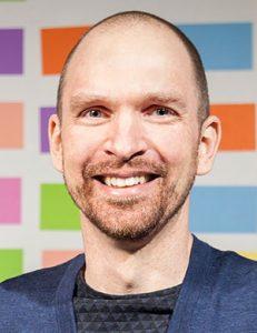 Robert Kötter, Coach, Vortragsredner und Co-Gründer von Work-Life-Romance.