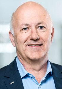 Roland Siegwart ist Robotiker an der ETH Zürich.